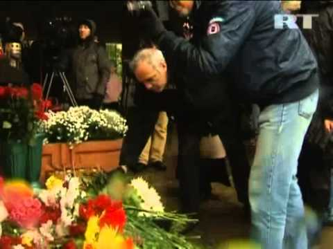 Oct 28, 2012 Russia_Russia remembers victims of theater hostage crisis 10 years on