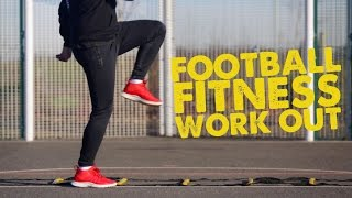Improve Football Fitness, Strength, Balance, Power - Day 47 of 90