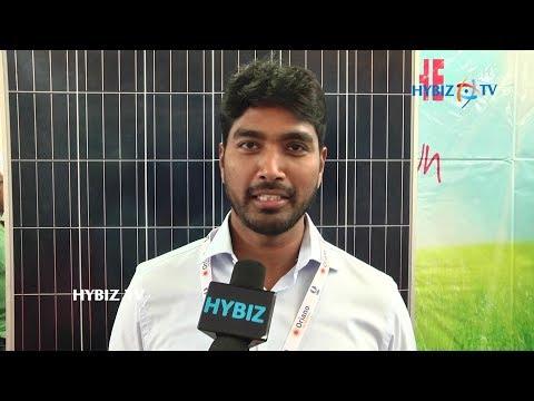 Srikanth Boddu - Sunfield Energy Pvt Ltd | RenewX 2018 Hyderabad