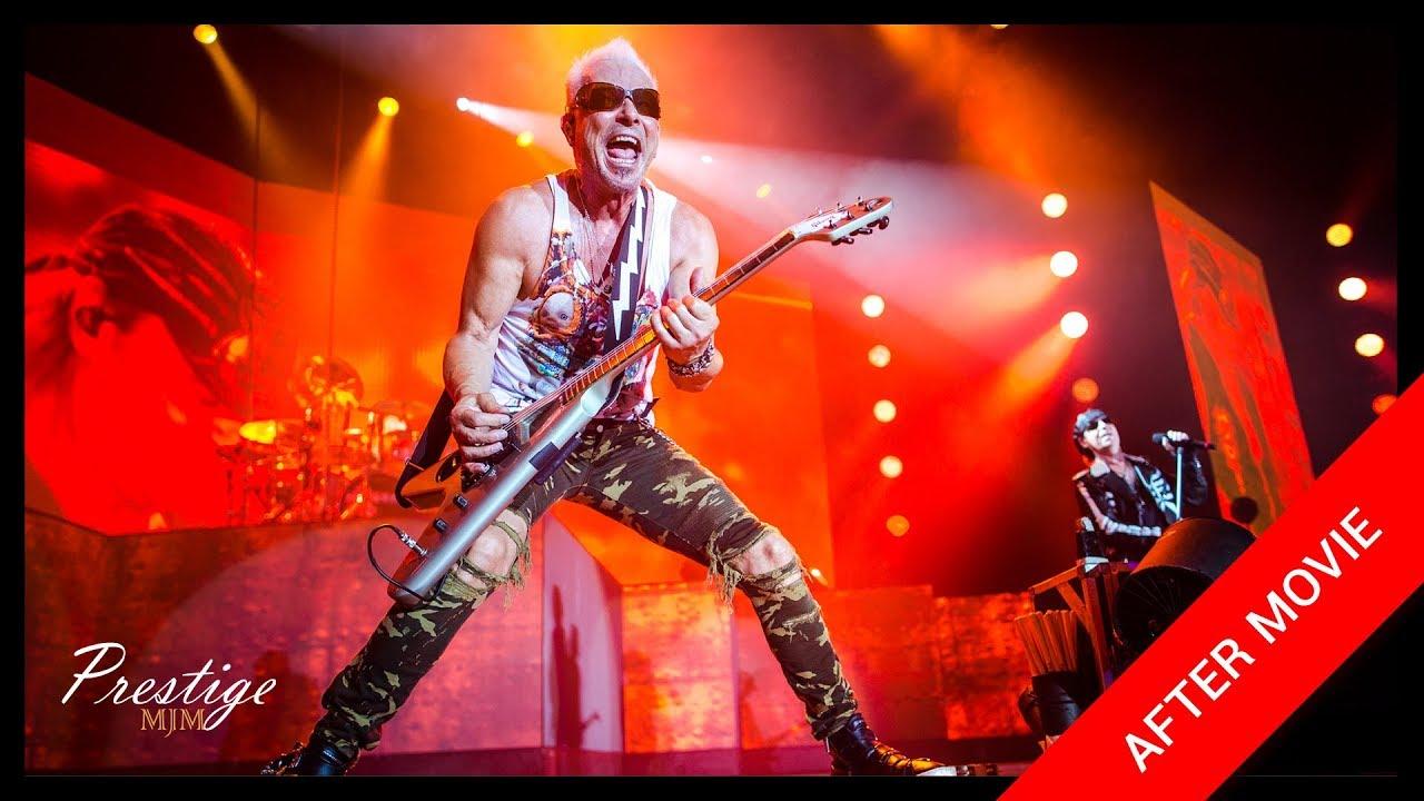 Scorpions - relacja z koncertu (Łódź)