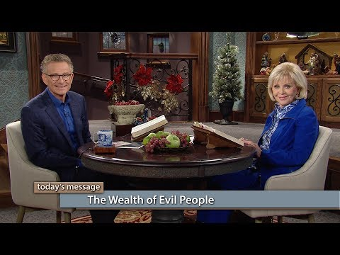The Wealth of Evil People with Gloria Copeland and Pastor George Pearsons (Air Date 12-14-17)