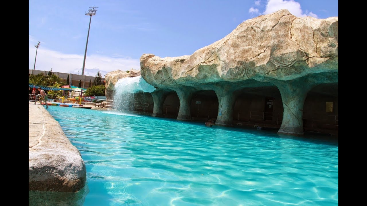 Отдых на Кипре с детьми  - аквапарк в Пафосе