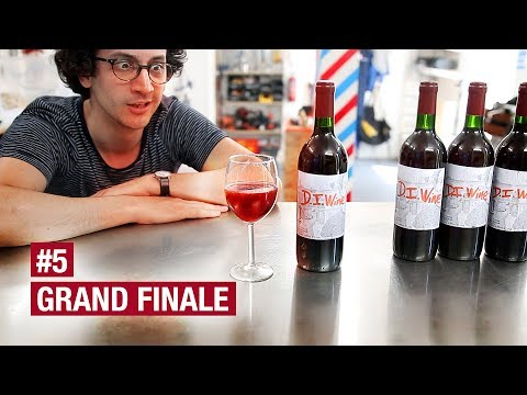 5. Still Can't Believe I Made My Own Wine ( emotional... )
