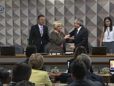 Raimundo Lira é eleito presidente da Comissão Especial do Impeachment