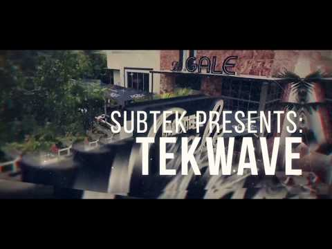 Subtek Presents Tekwave Miami Music Week 2018