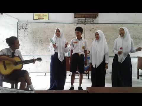 Musikalisasi Puisi Sahabat...lirik Lagu Kepompong