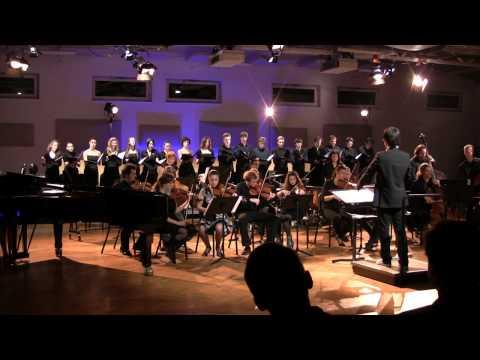 Zagreb Music Academy - Alice's Theme