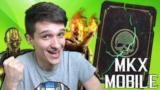 КОМАНДА БОЕВОГО НАБОРА ЧЕЛЕНДЖ v2 • Mortal Kombat X Mobile
