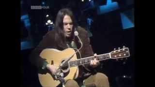 Old Man - Neil Young - live 1971
