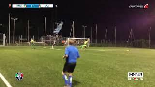 Roma C8 Green Club 3-3 S.S. Lazio C8 | Play-Off Scudetto - Semifinale (ritorno) |Top Gol-Seferi(RMG)