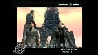 Vampire Night PlayStation 2 Gameplay_2001_08_10_3