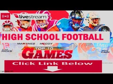 David Anderson vs Valley Christian   2019 Ohio High School Football