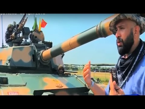 Mahaaz 30 April 2016 - Pakistan Amy 6th Armoured Division - Wajahat S Khan on Dunya News