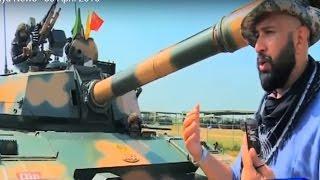 Mahaaz 30 April 2016 - Pakistan Amy 6th Armoured Division - Wajahat S Khan on Dunya News
