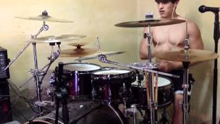 Extinguish Them By Within The Ruins Drum Cover