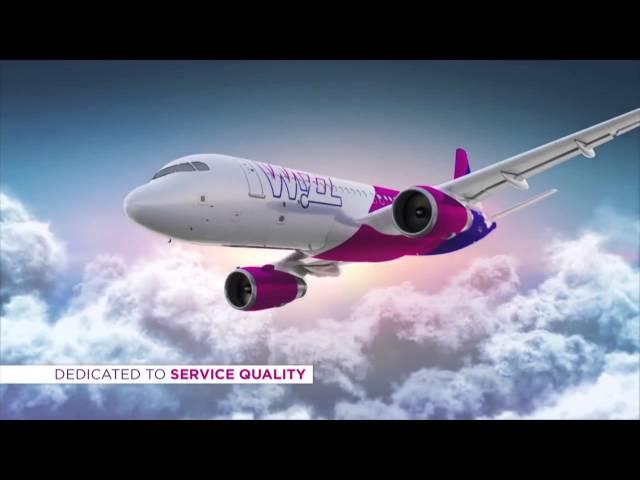 Wizz Air skrydžiai į Stokholmą ir Bilundą iš Vilniaus - Unravel Travel TV