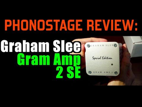 Graham Slee Gram Amp 2 SE phonostage review - mega-shootout.