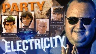 Kim Dotcom - Party Electricity