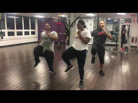 Dancing With Natasha (Famalay - Machel Montano, Skinny Fabulous, Bunji Garlin)