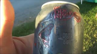 I Review Diet Cherry Dr Pepper at The Albion Fair