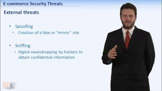 E-COM-101: Week4 - E-Commerce Security Threats #SEU32