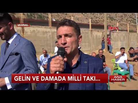 Şırnak'ta aşiret düğününde takılan para