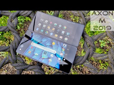 ZTE Axon M Review: Don't BUY it, Unless you have $140...