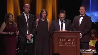 Bigad Shaban - 2018 duPont-Columbia Awards Acceptance Speech