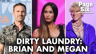 Megan Fox's Brian Austin Green drama amid MGK relationship | Page Six Celebrity News