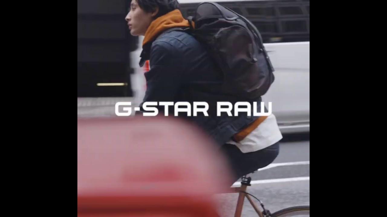 【Fashion Movie】G-Star RAW -CITISHIELD-