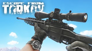 Escape from Tarkov - All Weapons Inspect Animations