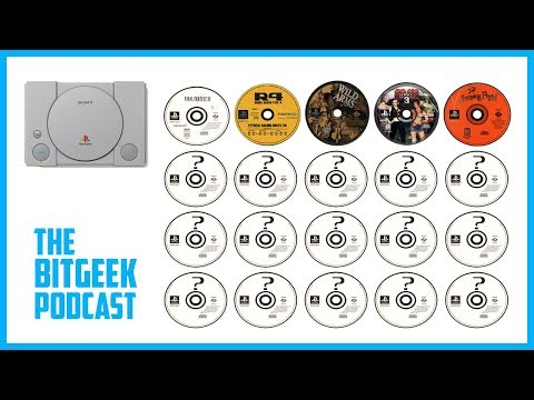 Picking the Other 15 Games for the Playstation Classic - BitGeek Podcast: Episode 49
