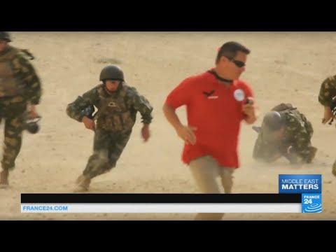 "Jordan: Inside the 'Warrior Games"", the counter-terrorism Olympics"