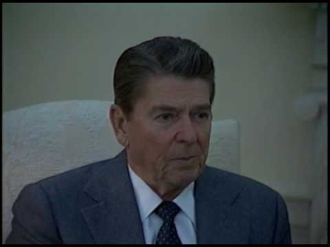 President Reagan's Interview with Wire Services on December 23, 1983