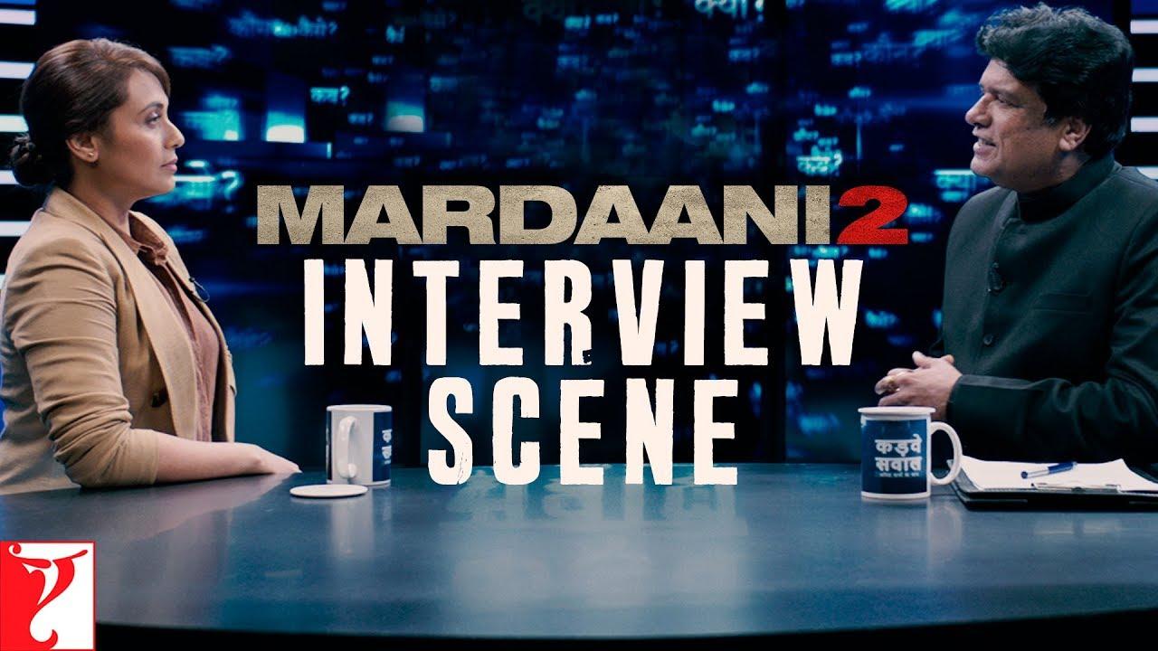 Download Interview Scene | Mardaani 2 | Rani Mukerji
