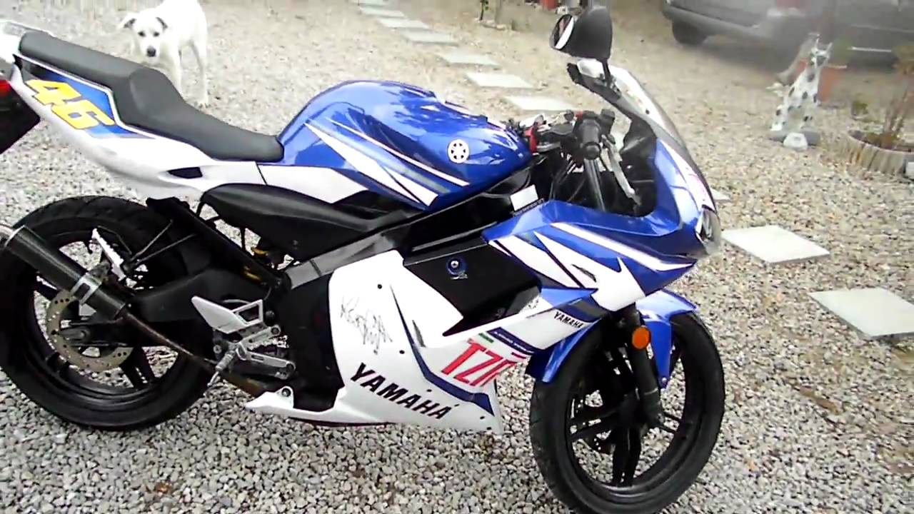 yamaha tzr 50 rossi 2 parte youtube. Black Bedroom Furniture Sets. Home Design Ideas