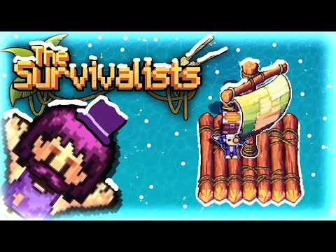 Auf zu neuen Inseln! (The Survivalists #07) |