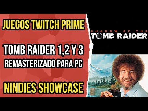 Noticias de videojuegos 58 - Narcos ps4, Nintendo labo, shadow of the tomb raider kinguin token