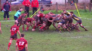 John Humphreys Rugby Season Highlights 2016/2017