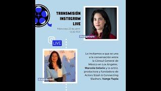Conversación con Vange Tapia: 22 de abril, 2020