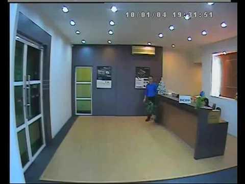Normal dvr backup video