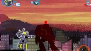 Sym-Bionic Titan - Teenage Warriors - Lance - Gameplay- Level 3