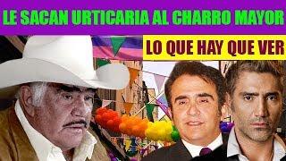 A Don Vicente Fernández sus Dos Hijos le Salieron Potranquitas