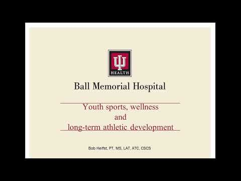 THE PHYSICAL THERAPIST'S ROLE IN YOUTH SPORTS ... - Physical Therapy Webinars