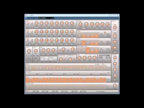 UNIRETRO Synthesizer