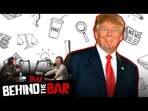 The Impeachment of Donald Trump – Legal Reality or Dream of the Left? | Behind the Bar | TMZ