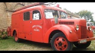 RASSEMBLEMENT VÉHICULES ANCIENS (2/5): Véhicules de pompiers