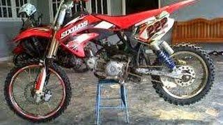 setting Trail jupiter 110 cc