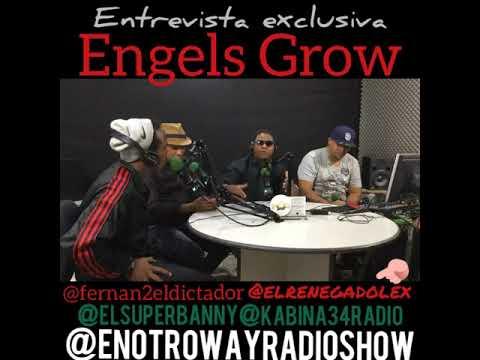 Rapero cristiano Engels crow en otro way radio show