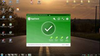 AppCheck Anti-Ransomware test Part 2
